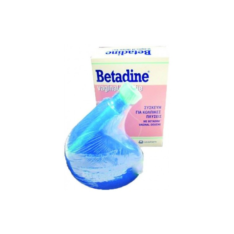 Bedadine   Vaginal Douche Device For Vaginal Washes