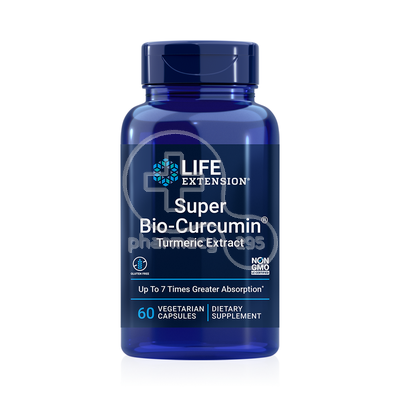LIFE EXTENSION - Super Bio-Curcumin 400mg - 60caps