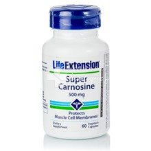 Life Extension SUPER CARNOSINE - Αντιγήρανση, 60caps