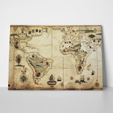 Antique world map 1623 78421069 a