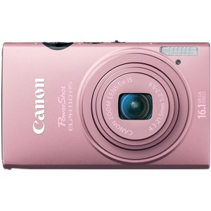 CANON COMPACT IXUS 125 HS PINK