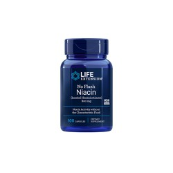 Life Extension No Flush Niacin 800mg 100 κάψουλες
