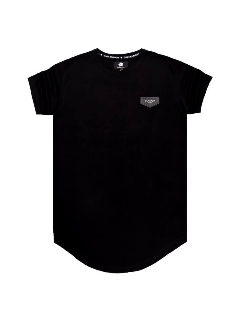 Gianni Kavanagh Black Tee Core Collection