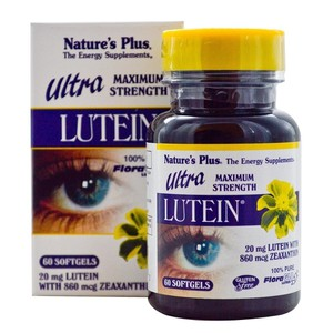 Nature s plus lutein