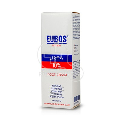 EUBOS - UREA 10% FOOT CREAM - 100ml