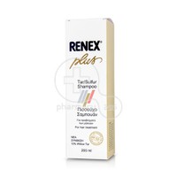 FROIKA - RENEX Plus Tar/Sulfur Shampoo - 200ml