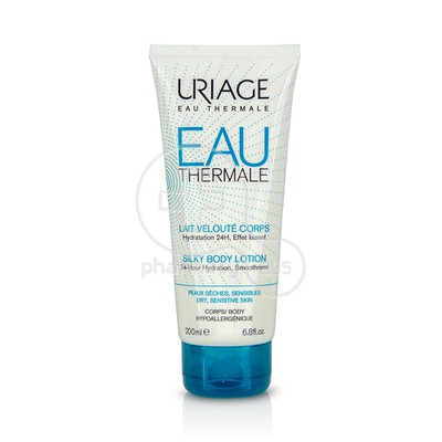 URIAGE - EAU THERMALE Lait Veloute Corps - 200ml