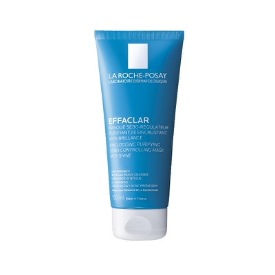 LA ROCHE-POSAY - EFFACLAR Masque Sebo Regulateur - 100ml