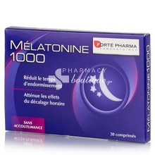 Forte Pharma MELATONINE 1000 - Αϋπνία, 30tabs