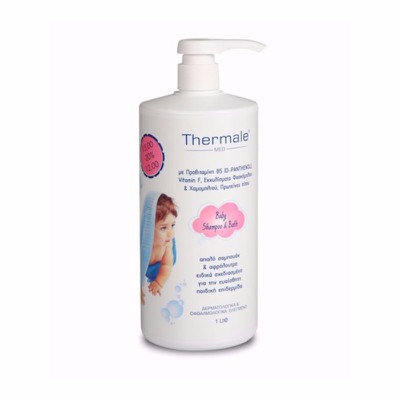 Thermale MED - Baby Shampoo & Bath - 1lt