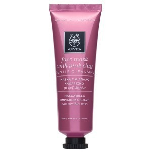 APIVITA Face mask with pink clay (gentle cleansing) 50ml