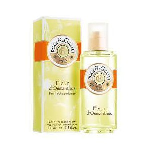 Roger   gallet fleur d osmanthus fresh fragrant water 100ml