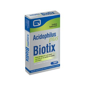 QUEST Acidophilus plus biotix 30capsules