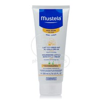 MUSTELA - Lait Nourrissant Au Cold Cream - 200ml