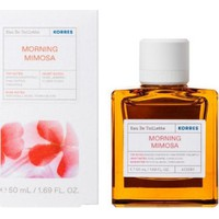 Korres Morning Mimosa Eau de Toilette 50ml - Γυναικείο Άρωμα