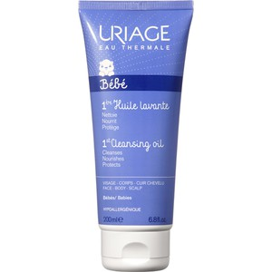 Uriage bebe 1st cleansing oil 200ml