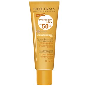 BIODERMA Photoderm MAX aquafluid tinted claire Spf50 40ml