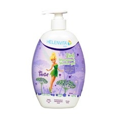 Helenvita Disney® Kids 2 in 1 Shampoo & Shower Gel TinkerBell 500ml