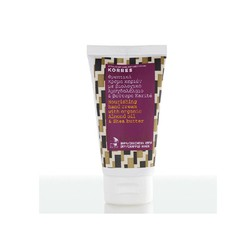 Korres Nourishing Hand Cream with Organic Almond Oil & Karite Butter for dry chapped hands