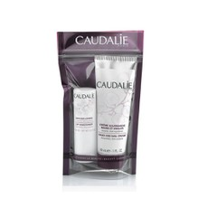 Caudalie PROMO PACK Gourmande Hand and Nail Cream 30ml & Lip Conditioner 4.5g.