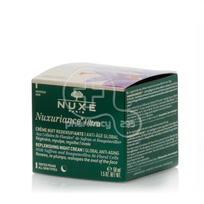 NUXE - NUXURIANCE ULTRA Creme Nuit Redensifiante - 50ml