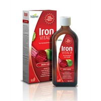 HUBNER IRON VITAL-F LIQUID 250ML
