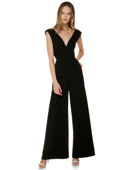 Jumpsuit with cut outs