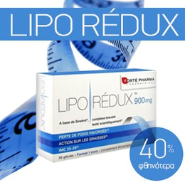 forte pharma // liporedux