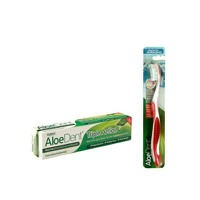 OPTIMA ALOE DENT TOOTHPASTE TRIPLE ACTION 100ML (PROMO+ΟΔΟΝΤΟΒΟΥΡΤΣΑ)