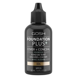 Gosh Foundation Plus 06 Honey 30ml