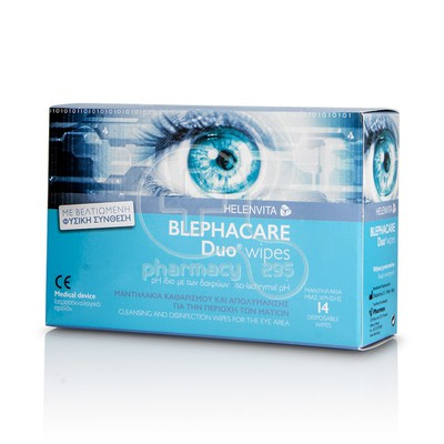 BLEPHACARE - Duo Wipes - 14pads