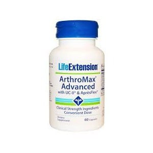 Life extension arthromax adavanced 60caps