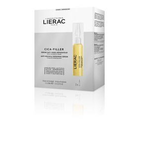 LIERAC CICA FILLER SERUM ANTI-RIDES 3*10ML