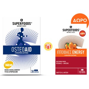 Superfoods osteoaid set