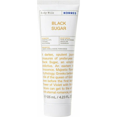 KORRES BLACK SUGAR ΓΑΛΑΚΤΩΜΑ 125ML
