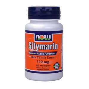 Now silymarin 150 mg vegetarian   60 vcaps