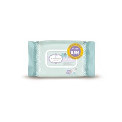 Pharmasept Promo (Special Price) Baby Soft Wipes Μαλακά Μαντηλάκια 2x30 τεμάχια