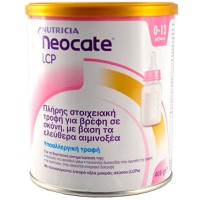 NUTRICIA NEOCATE LCP (0-12MONTHS) 400GR