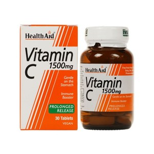 HEALTH AID Vitamin C 1.500mg 30tabs