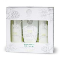NATURA SIBERICA - PROMO PACK COPENHAGEN WHITE CEDAR Hair Kit Volume Shampoo - 250ml, Volume Mask - 200ml & Volume Conditioner - 250ml