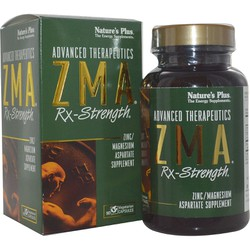 Nature's Plus ZMA Rx-Strength 90Vcaps