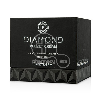 FREZYDERM - DIAMOND Velvet Anti-Wrinkle  Cream - 50ml