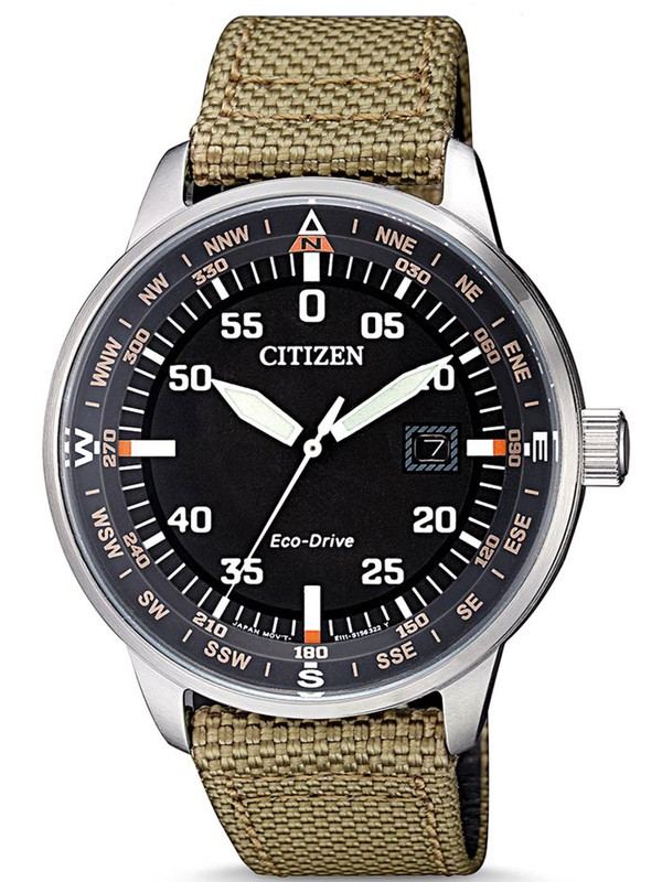 Aviator Eco-Drive