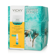 VICHY - PROMO PACK Slow Age - 50ml PNS ΜΕ ΔΩΡΟ Mineral 89 - 10ml