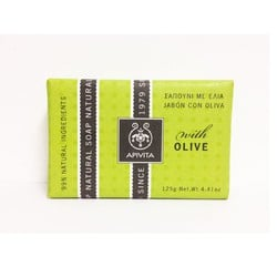 Apivita Natural Soap Since 1979 Olive