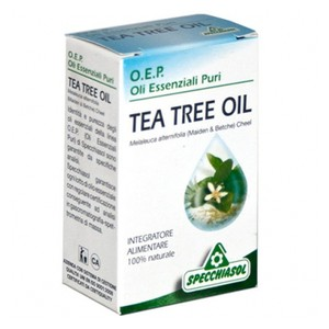 Specchiasol tea tree oil 10ml