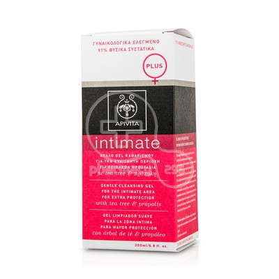 APIVITA - INTIMATE Plus με Tea Trea & Πρόπολη - 200ml