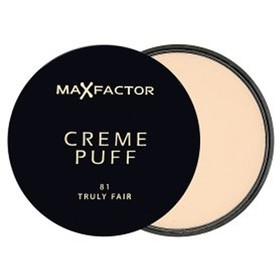 MAX FACTOR CREME PUFF ΠΟΥΔΡΑ 81 TRULY FAIR