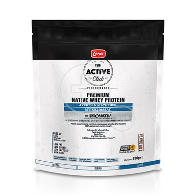 LANES - THE ACTIVE CLUB Premium Protein - 750gr