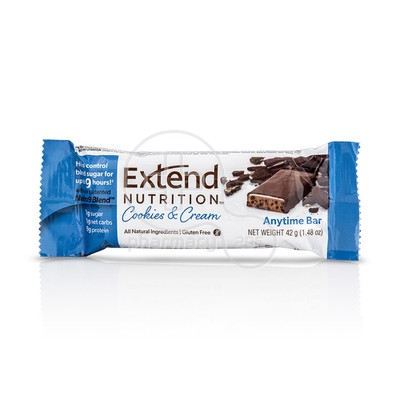 VYTE - EXTEND NUTRITION Cookies & Cream - 42gr